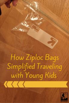 How Ziploc Bags Simplified Traveling with My Kids