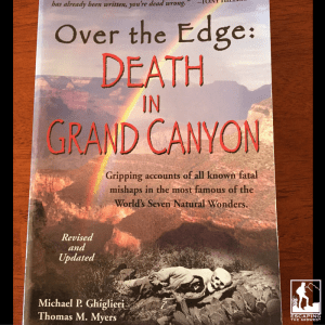 Death in National Parks hiking