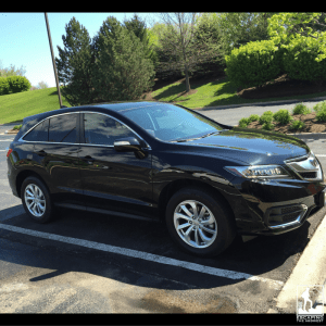 My New Acura SUV with a Gear Shifting Jerk - Escaping the