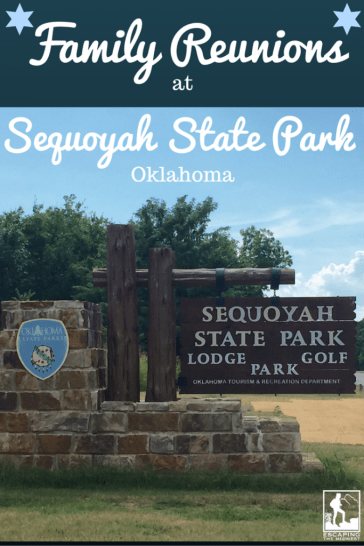 Sequoyah State Park Lodge bunkhouse