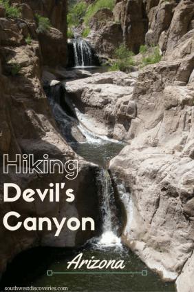 Hiking Devil's Canyon-2