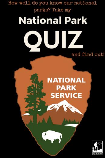 national park quiz