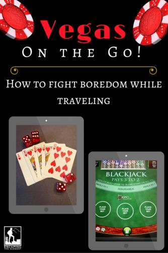 Vegas on the Go! Online games