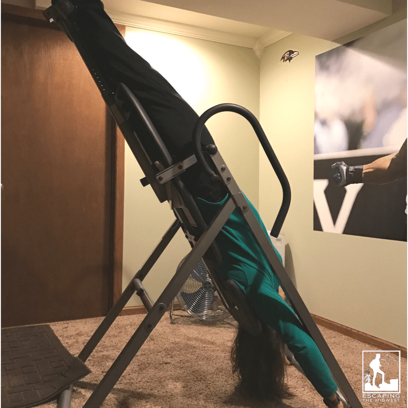 inversion table herniated disc