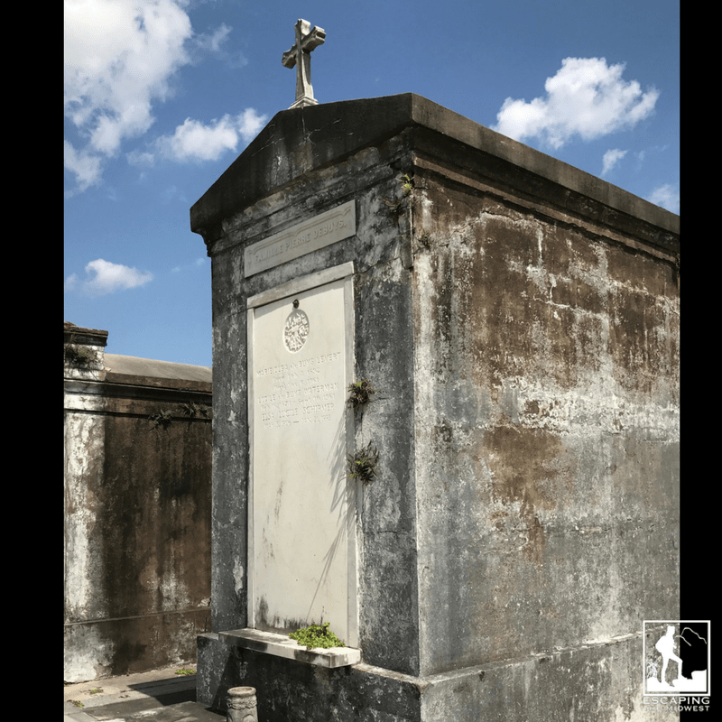 New Orleans Cemetery St. Louis Cemetery #3