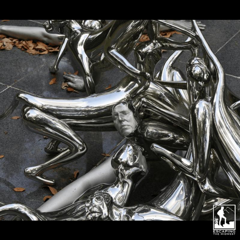 Sculpture Garden New Orleans NOLA