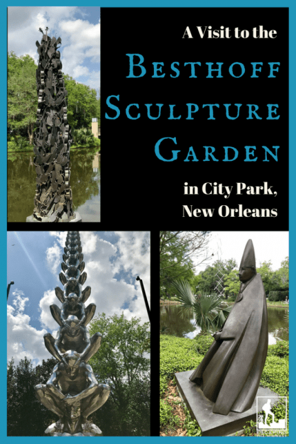 NOLA sculpture garden city park