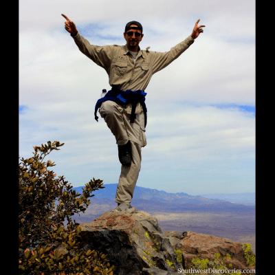 Dos Cabezas hike arizona