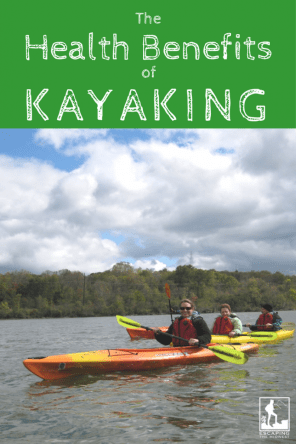 Kayaking health benefits