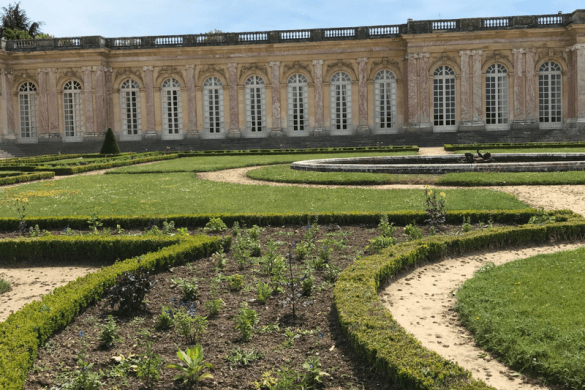 Grand trianon, versailles, paris, france