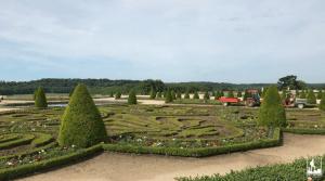 Versailles Gardens Palace France