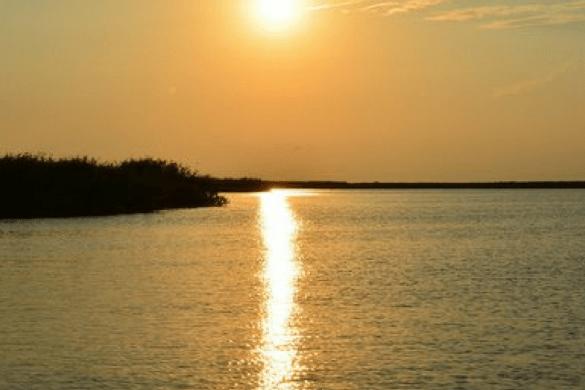 Kayak Danube River Delta