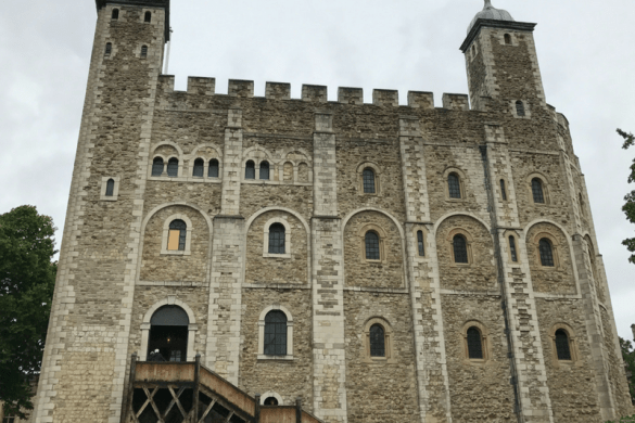 London things to do, attractions, tower of london, white tower