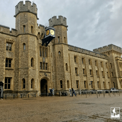 London things to do, attractions, tower of london