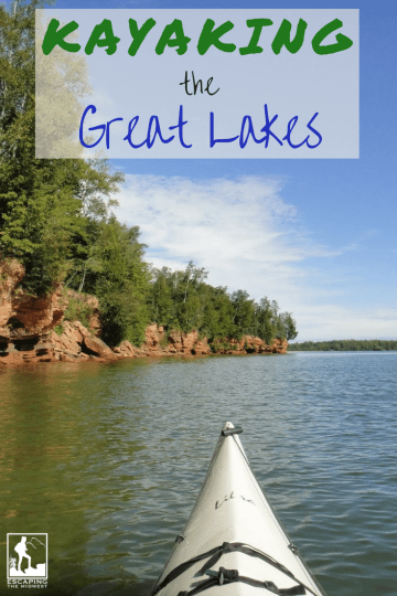 Kayaking the Great Lakes