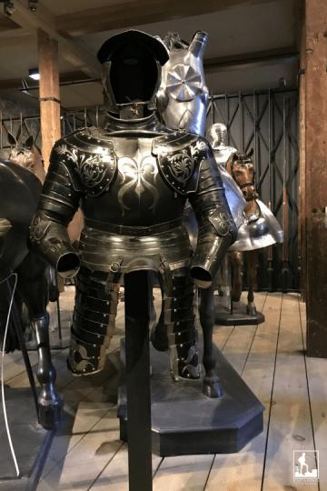 Tower of London, line of kings