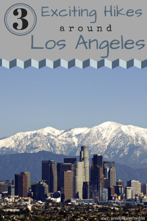 Los Angeles hiking trails