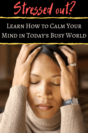 Learning how to manage stress