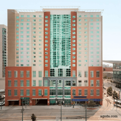 Embassy Suites Denver hotel review