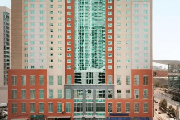 Embassy Suites Denver hotel review
