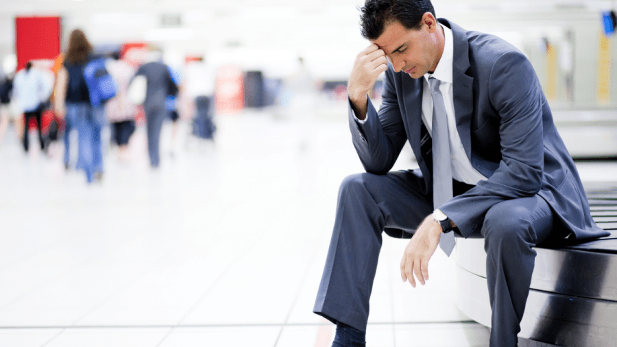 what to do when your luggage is lost