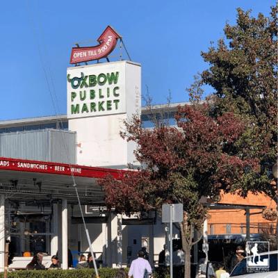 Oxbow Public Market, Napa CA