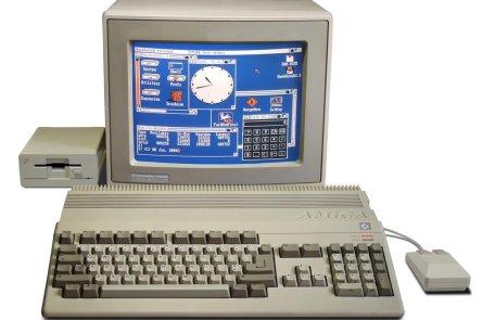 The Commodore Amiga 500