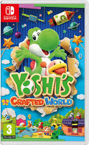 Yoshi's Crafted World Review (Nintendo Switch)
