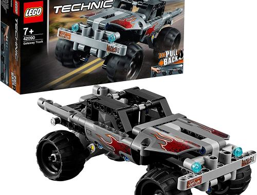 Lego 42090 technic getaway with pull back