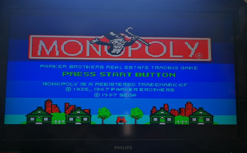 Monopoly (Master System)