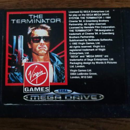 The Terminator (Mega Drive)