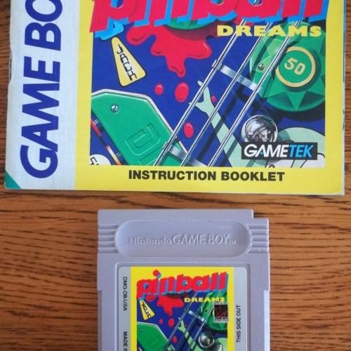 Pinball Dreams (Gameboy)