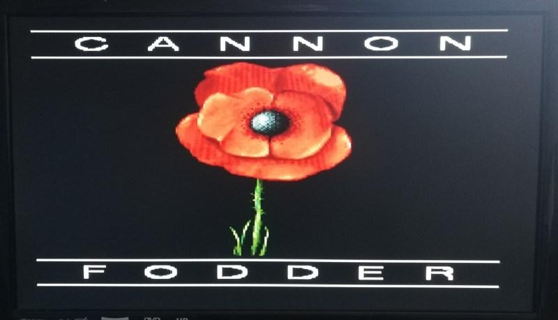 Cannon Fodder (SNES)
