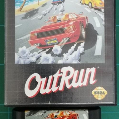OutRun (Genesis)