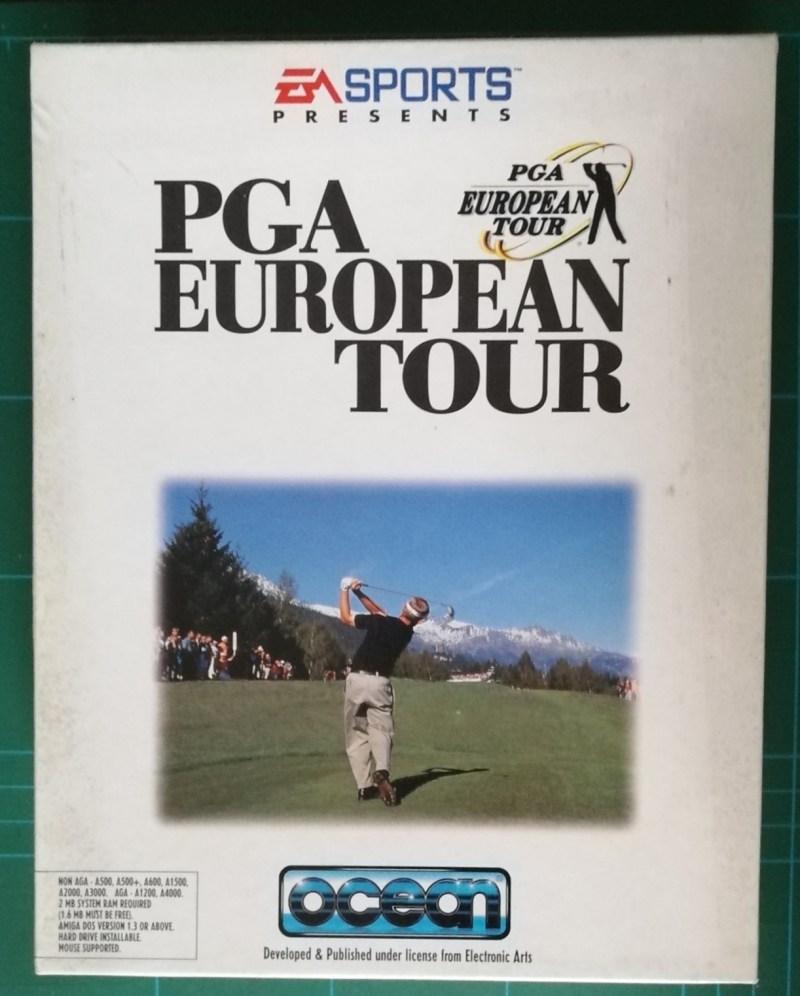 PGA European Tour (Amiga)