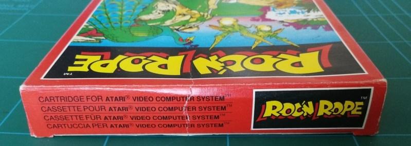 Roc N Rope (Atari 2600)