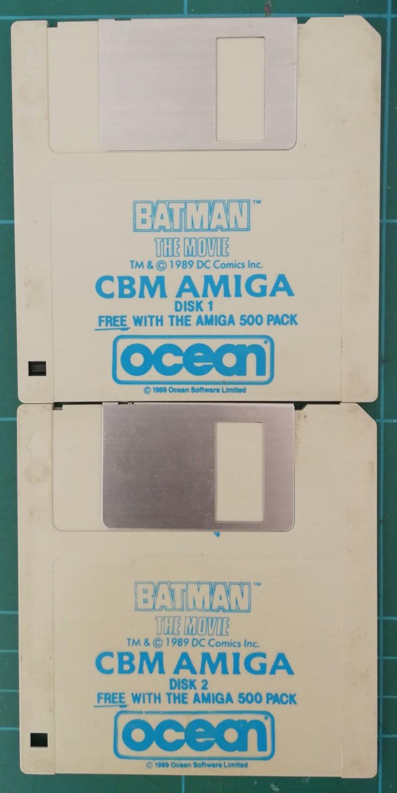 Batman The Movie (Amiga)
