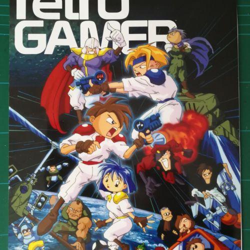 Retro Gamer Magazine (Issue 219)