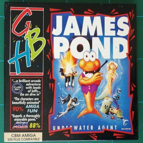 James Pond (Amiga)