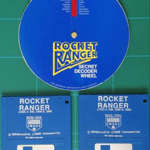 Rocket Ranger (Amiga)