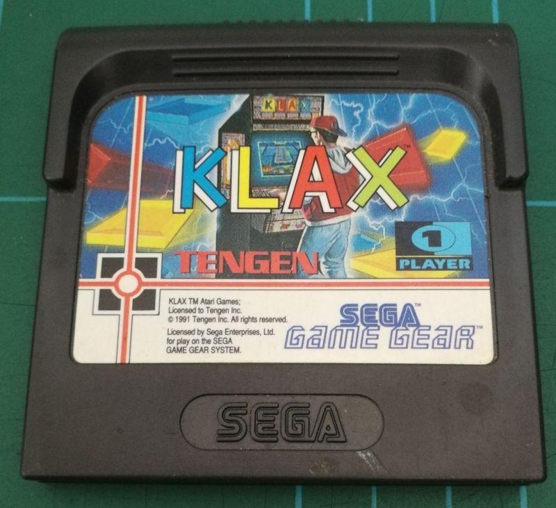 Klax (Game Gear)