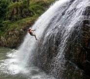 Dalat Abseiling and Canyoning, Vietnam