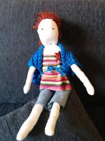 Doll dressed MiniYo 2