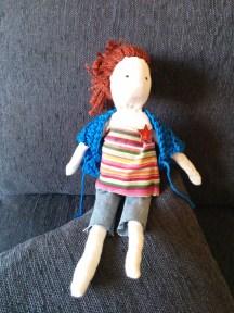 Doll Dressed MiniYo