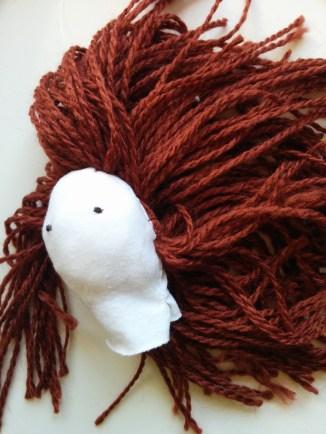 Doll head 6