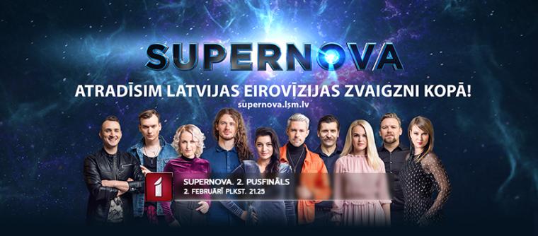 00 - Latvia 2019 (Supernova Semi Final 2