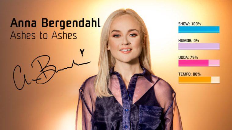 Eurovision 2019 Sweden Melodifestivalen SF1 - AnnaBergendahl.jpg