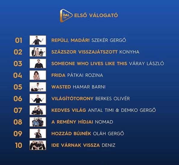 Eurovision A Dal 2019 SF1 Order.png