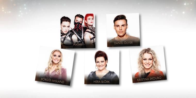 00 - Iceland 2019 (Söngvakeppnin SF1, Eurovision)