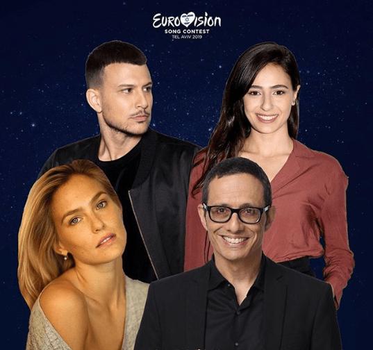 Eurovision 2019 Hosts (2)